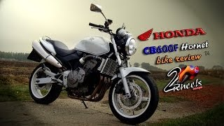 8. Honda CB600F Hornet '04 Bike review - 2WheelsEurope HD