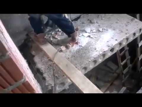 bindiği dalı kesen işci