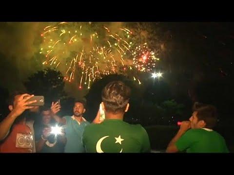 Πακιστάν: Εορτασμοί για τα 70 χρόνια ανεξαρτησίας