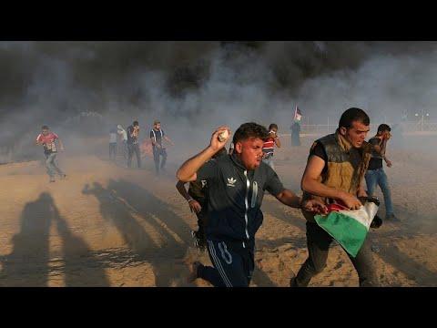 Λωρίδα της Γάζας: Νεκροί και σφοδρές συγκρούσεις