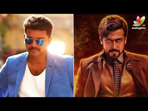 Surya drops out from Vijay challenge | 24 and Theri Release Date | Hot Tamil Cinema News Kollywood News 06 02 2016 Tamil Cinema Online
