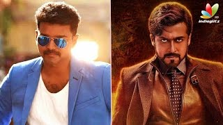 Surya drops out from Vijay challenge | 24 and Theri Release Date | Hot Tamil Cinema News Kollywood News 06/02/2016 Tamil Cinema Online