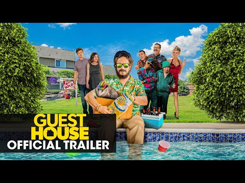 Guest House (2020 Movie) Official Red Band Trailer – Pauly Shore, Mike Castle, Aimee Teegarden