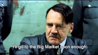 Hitler plans to become a cocalar.
