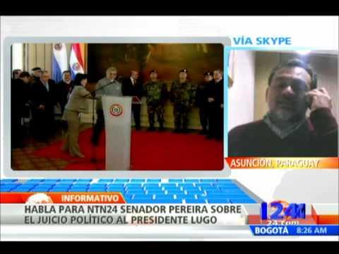 Denuncia de golpe de Estado express
