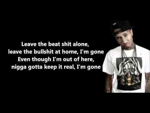 I'm Gone Lyrics - Tyga Feat. Big Sean // HD