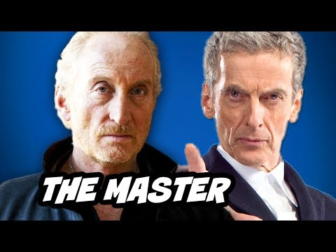 Who - Doctor Who Series 8 Top 10 New Master Picks. Charles Dance of Game of Thrones Season 4 Rumors, Benedict Cumberbatch and Alan Rickman. ▻ http://bit.ly/Awesome...