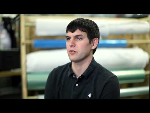 Adaptive Technology:  Carbon Fiber, 2nd place Winner of the 2013 Generation Auto Student Video Contest presented by OESA and Deloitte, Supporting Organization SAE International