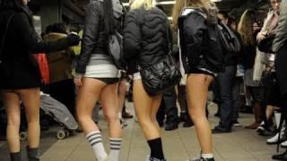 No Pants Subway Ride 2011
