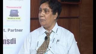P S Mukhopadhyay, General Manager- E & T, Western Coalfields Ltd