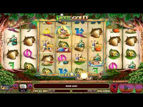 Pixie Gold slot Lightning Box Games - Gameplay