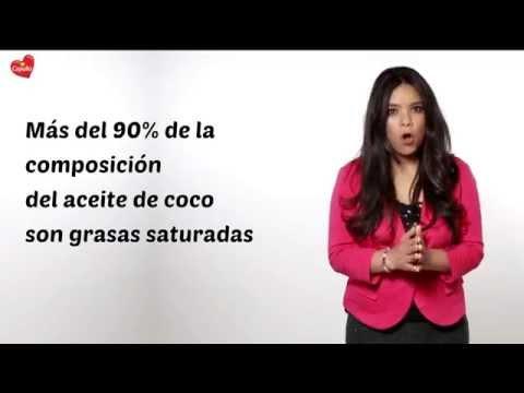 Mitos y verdades del aceite de coco