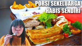Video PORSI SEKELUARGA DIHABISIN SENDIRI! (Kuliner Puncak) MP3, 3GP, MP4, WEBM, AVI, FLV April 2019