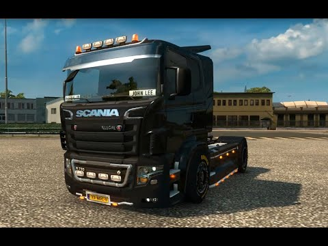 SCANIA ILLEGAL V8 FAT 1.18