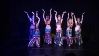 "Tribal Dream на трайбл-шоу от Terarium Tribe ""Книга странствий"". 12 ноября 2016"