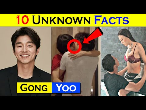 Gong Yoo | Unknown Facts - 2020