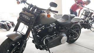 10. Quick ride impressions on the 2018 Harley Davidson Breakout & Fat Bob