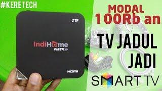 Download Video Ubah TV jadul jadi Smart TV dengan ZTE B760h cuma 100rb an (Unboxing + Review) | #keretech MP3 3GP MP4