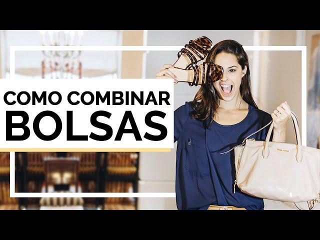COMO COMBINAR SUAS BOLSAS E ESTILOS DIFERENTES | MARI FLOR - Closet da Mari