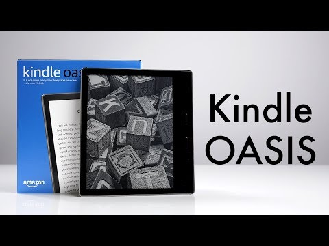 Der beste eBook-Reader? - Amazon Kindle Oasis Revie ...