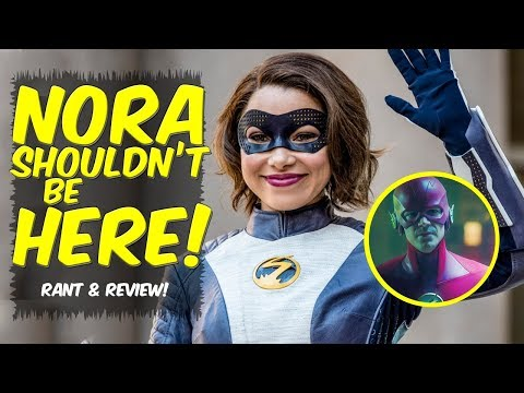 """Nora Shouldn't Be Here! No, Really, She Shouldn't! """"Seeing Red"""" Rant & Review!"""