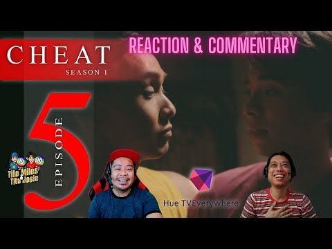 CHEAT THE SERIES EPISODE 5: LIES AND BETRAYAL - Reaction / Commentary