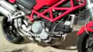 8. Ducati S2R1000 Monster 2008 Motorcycle