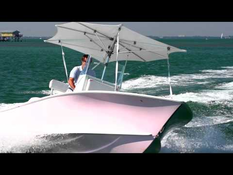 TUUCI's High Performance Shade Blade Marine Tops
