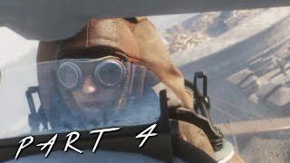 BATTLEFIELD 1 Walkthrough Gameplay Part 4 - Planes (BF1 Campaign)