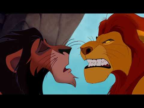 The Lion King 2: Simba's Pride (1998) Best Scene Part 1272