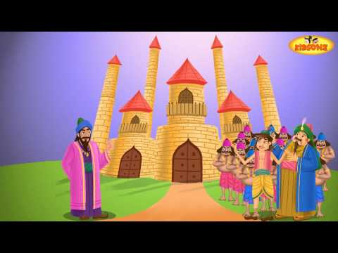 Aladdin And The Magic Lamp   Part 04