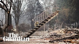 Video Paradise lost: the town incinerated by California's deadliest wildfire MP3, 3GP, MP4, WEBM, AVI, FLV Desember 2018