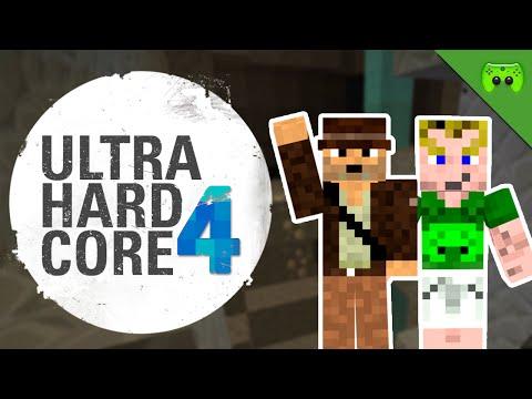 MINECRAFT UHC4 # 2 - Team Geilheit kämpft ums Überleben «» Let's Play Minecraft Hardcore PVP  | HD