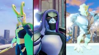 SDCC 14: Hands-On - Disney Infinity Marvel - Editorial Report by GameTrailers