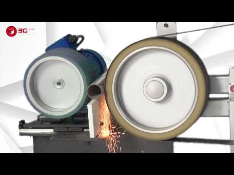Máy mài đai nhám 3GV-MO: Máy mài nhám ống tự động