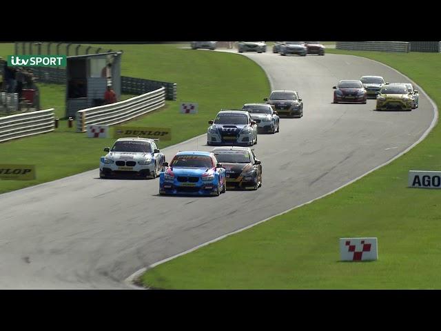 R18 in 60s | Snetterton | BTCC 2017