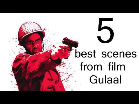 5 Best & Stunning Scenes From Gulaal