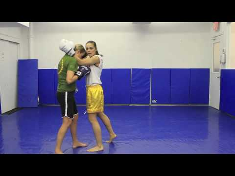 Muay Thai at Renzo Gracie Academy