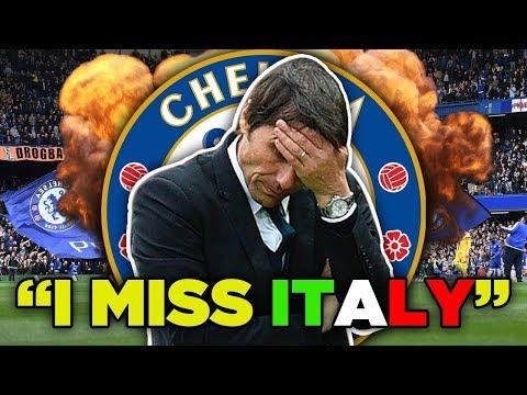 Video: Has Antonio Conte CONFIRMED He Will Leave Chelsea?! | Transfer Talk