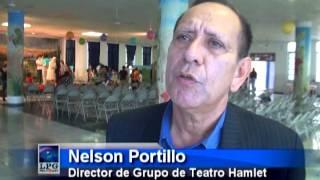 Grupo de Teatro Hamlet y Grupo Dutriz llevaron alegría a niños del hogar San Vicente de Paúl