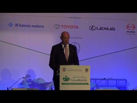 Len Hunt, President Al-Futtaim Automotive Group, UAE