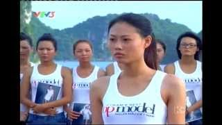 Vietnam's Next Top Model 2012 - Tập 2 - FULL MOVIE