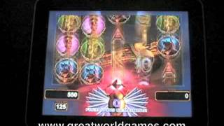 King's Tomb Video Slot Machine YouTube video