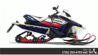 10. 2016 Polaris 600 INDY® SP Terrain Dominator LE  - Xtreme...
