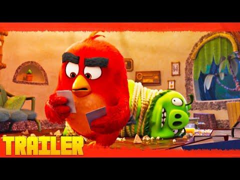 Angry Birds 2 La Película (2019) Nuevo Tráiler Oficial #2 Español Latino