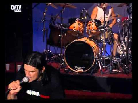 Las Pelotas video Tiempo de matar - CM Vivo 2005
