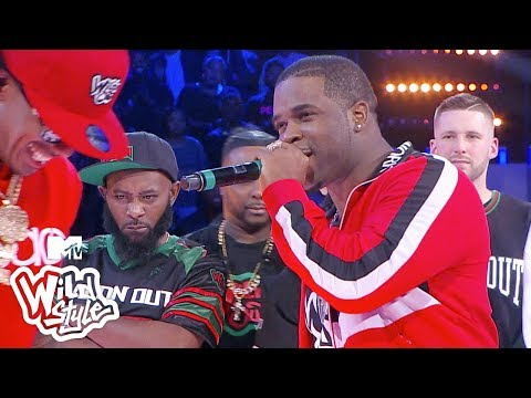 A$AP Ferg Leaves Nick Cannon Asking For Mercy