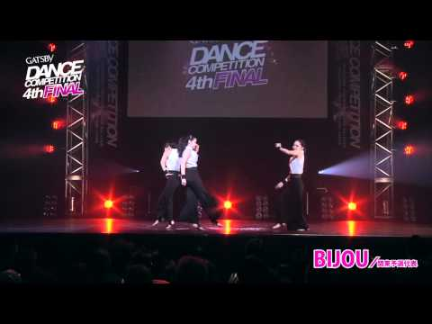 【GDC 4th】GATSBY DANCEnJAPAN FINAL/BIJOU