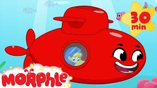 Video Morphle and the Sea Treasure - Animations For Kids MP3, 3GP, MP4, WEBM, AVI, FLV Januari 2018