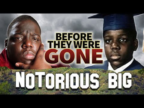 NOTORIOUS B.I.G. | BEFORE THEY WERE DEAD